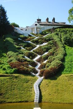 """The Garden of Cosmic Speculation"" located in Portrack House, South West Scotland."
