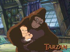 Desktop papeis de parede - Tarzan: http://wallpapic-br.com/desenhos-animados-e-fantasia/tarzan/wallpaper-28037