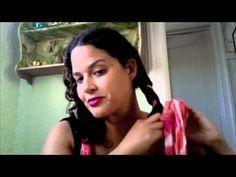 Frida Kahlo Hair tutorial