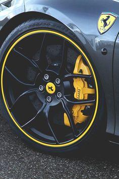The Ferrari 458 is a supercar with a price tag of around quarter of a million dollars. Photos, specifications and videos of the Ferrari 458 Ferrari Daytona, Ferrari Car, Lamborghini, Ferrari 2017, Bugatti, Maserati, Luxury Sports Cars, Sport Cars, Aston Martin
