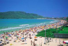 Praia dos Ingleses , florianopolis Brazil