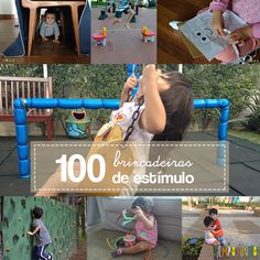 100 brincadeiras que ajudam a estimular o desenvolvimento das crianças