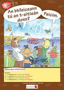 Póstaeir dírithe ar chruinneas Gaeilge, bunaithe ar na botúin is coitianta a dhéanann daltaí: Gaelic Words, Irish Language, Ares, Primary School, School Ideas, Ireland, Family Guy, Culture, Teaching