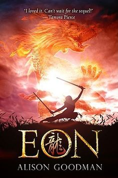 Eon Series by Alison Goodman: A girl disguised as a boy strives to become a Dragoneye - an honourable position in which one forms a bond with one of 12 dragons and thereby gains magical powers that allows him to control the weather and protect the land. Great girl-power story with awesome Asian influence.