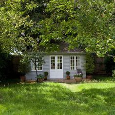 Garden summer house | Outdoor living | housetohome.co.uk