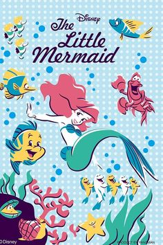 The Little Mermaid Disney Princess Coloring Pages, Disney Princess Ariel, Mermaid Disney, Disney Little Mermaids, Ariel Mermaid, The Little Mermaid Series, Ariel The Little Mermaid, Arte Disney, Disney Fan Art