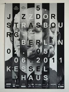 Jazz Event Poster Design