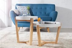 Konferenčný stolík SCANIA MEISTER - biela Retro Side Table, White Table Top, Hygge Home, Interior Decorating, Interior Design, Style Retro, Table Legs, White Oak, Scandinavian Design