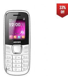 #online #shopping #offer #Shopcluescoupon #Mobile Get 35% OFF on ADCOM GURU X10 Black Mobile Under 999/-