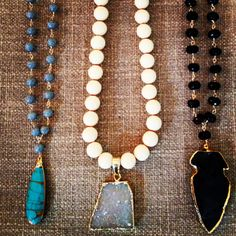 tribal inspired Fall 2013 line  www.theodosiajewelry.com