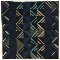 quilt by unknown maker 1900 - 1920.