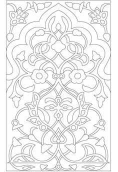 Coloring book pages I could spend time playing with even now at the age of 48 :)