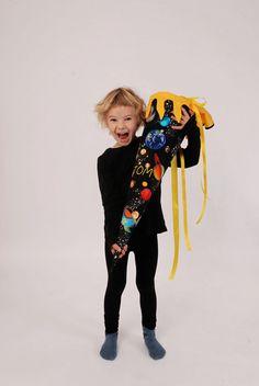 Schultüten - Schultüte Weltall - ein Designerstück von lisifrey bei DaWanda