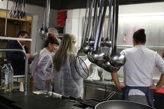 E infine... tutti a lezione di alta #pasticceria con lo chef de patisserie Carlos Moscoso presso il ristorante Stella Michelin Gimmy's! #ApricaforAriel #FondazioneAriel