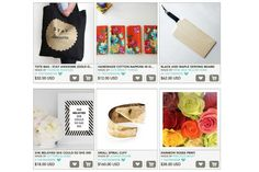 Tons of Mother's Day gift ideas from our favorite indie makers, all with free global shipping!