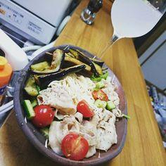 いっぱいサラダ素麺