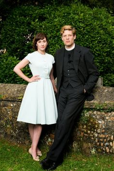 Grantchester. James Norton is the lead. I wonder if he will be the next James Bond.