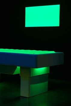 Spot - Light panel for chromotherapy