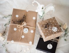 Kelli Murray | DIY // HOLIDAY WRAPPING INSPIRATION Kelli Murray