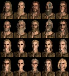 Nord Race In Skyrim : The Elder Scrolls V. The Looks, Personality, Traditions, History, Role and Naming. The Elder Scrolls, Elder Scrolls Tamriel, Elder Scrolls Games, Elder Scrolls Skyrim, Skyrim Character Creation, Skyrim Races, Character Concept, Character Design, Concept Art