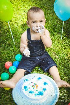 smash the cake, book infantil, ensaio infantil, família, bolo, bebê, 1 aninho, fotografia de criança, foto, Luis Gustavo Fotografia,