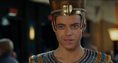 'Ahkmenrah' - Night at the Museum Battle of the Smithsonian Stills Gorgeous Men, Beautiful People, Ap Art Concentration, Rami Malik, Rami Said Malek, Night At The Museum, Hades And Persephone, Ben Hardy, Egyptian Goddess