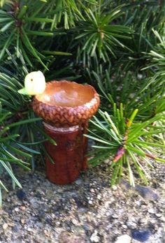 Fairy Garden Birdbath, Doll House Birdbath, Terrarium Accessory