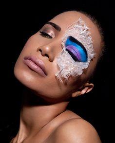 Beauty Knows No Pain by Steve Kraitt, via Behance