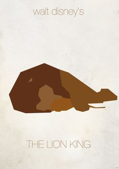 The Lion King [Roger Allers & Rob Minkoff, 1994] «Tim Burtons Author: Bart Van Ackooij»