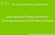 Hahaha, I did do this. But Rapunzel is actually my favorite. With Tiana and Belle in a close tie for second