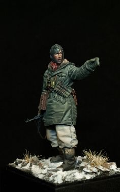 SS Grenadier LAH Kharkov by Alessandro · Putty&Paint
