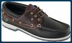 Dubarry Commander 382132F Navy/Brown Leather 45 - Bootsschuhe für frauen (*Partner-Link)