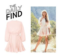 """The Daily Find: Rhode Resort Dress"" by polyvore-editorial ❤ liked on Polyvore featuring DailyFind"