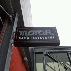 The September Specials At Motor Bar & Restaurant