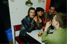 Gritty Photos of the 1980s Post-Punk Berlin - Noisey