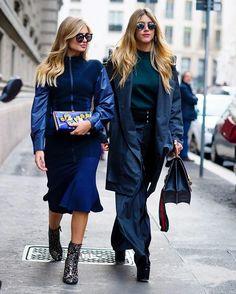 #LeilaEmineLundsten #MilanWomens #FashionWeek #AW17 #StreetStyle  www.leilaeminelundsten.com