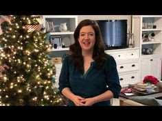 This tutorial shows you a simple trick and easy to follow steps to add ribbon to a Christmas tree with an optional Christmas tree ribbon topper.