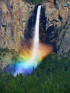 Parque Nacional de Yosemite. California. USA.