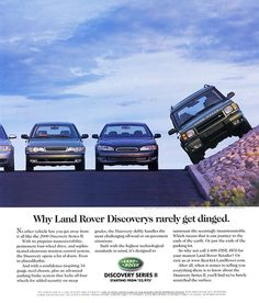 land rover advertisement - Google Search