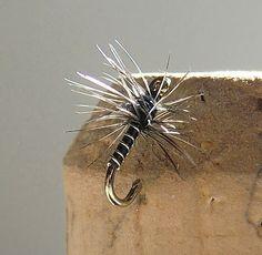 #26 adult midge   Small Fly Funk