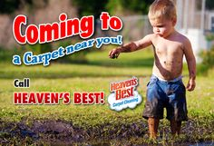 Kids are attracted to dirt like bees to honey and it all ends up on your carpet! When life happens call Heaven's Best Carpet Cleaning Boise ID.  Visit our website at: http://BoiseID.HeavensBest.com