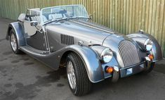 This thread is for pictures of the various traditional Morgan models (including, but not limited to: Plus 4, 4/4, Plus 8 and Roadster) to illustrate the various colours the car has been produced in. If you would like to post a picture of a traditional (or as the factory now call them: Clas…