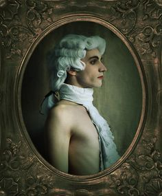 Young de Sade by johnberd