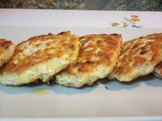 Receitas – hambúrguer de frango com couscous