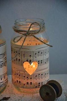 to do! with all those jam jars I never use!