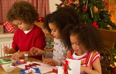 Our Favourite Uncomplicated Christmas Crafts and Baking to do With Children
