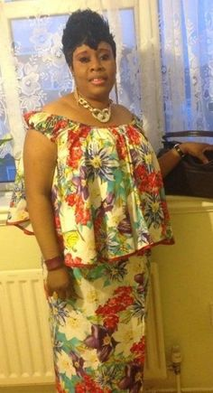 FROM DRC Short African Dresses, African Blouses, African Print Dresses, African Print Fashion, Africa Fashion, African Fashion Dresses, Fashion Outfits, African Wedding Attire, African Attire