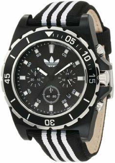 adidas originals Watches Stockholm (Black with White) adidas Originals. $92.00. Save 20%!