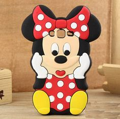 3D Cute Mouse Case for Samsung Galaxy j1 j5 j7