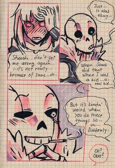 The one from under the cardboard — NIGHTMARE <<Previous gaster!sans original design...